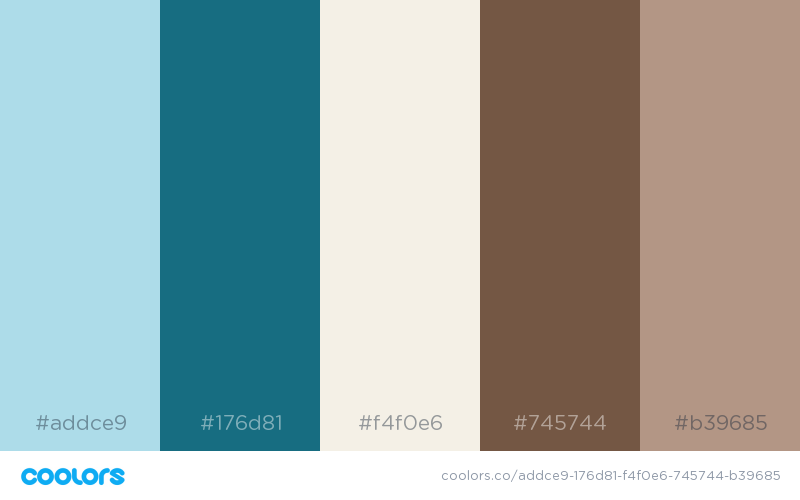 generated palette